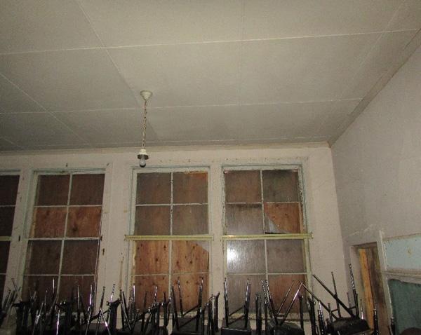 Tremble School restoration