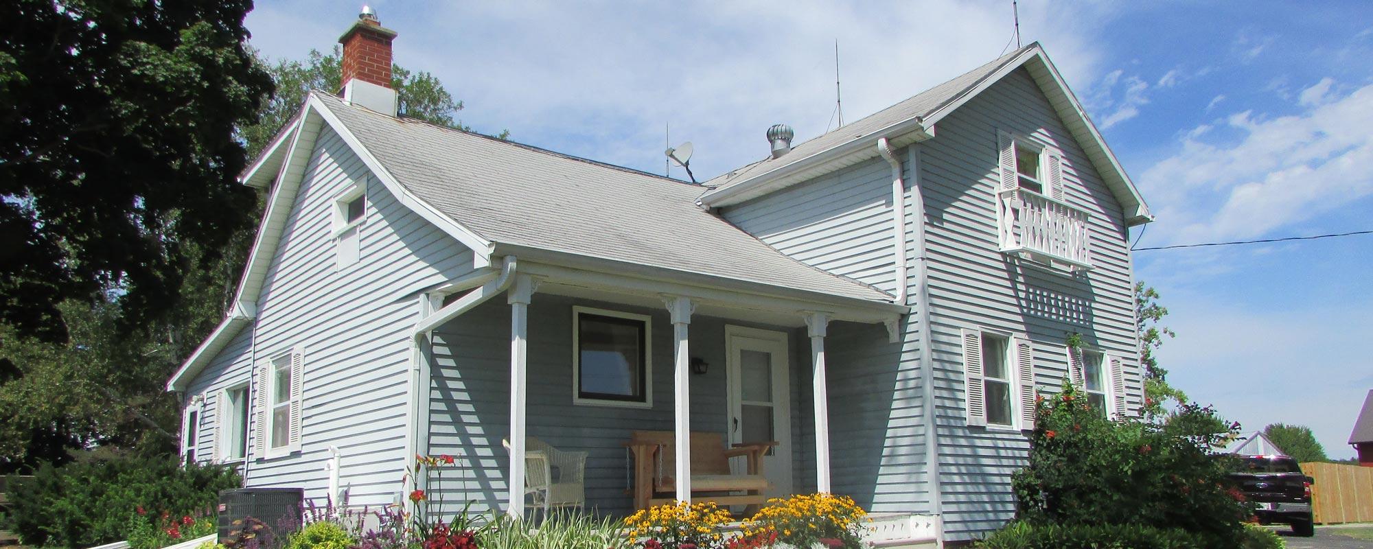 Ancestry Acres house