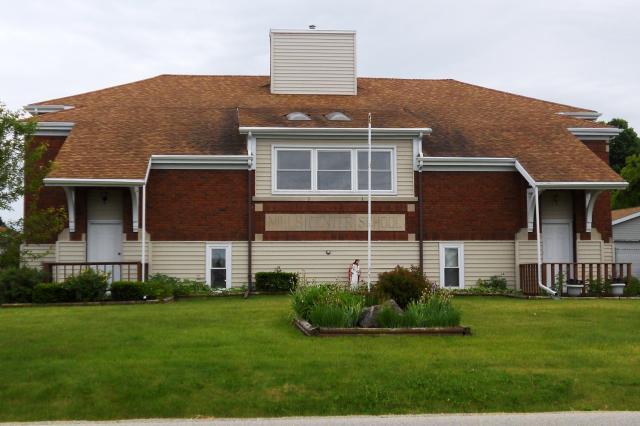 Mills Center School in Howard
