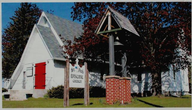St. Paul's Episcopal Church in Suamico