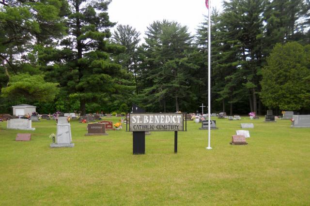 St. Benedict Cemetery