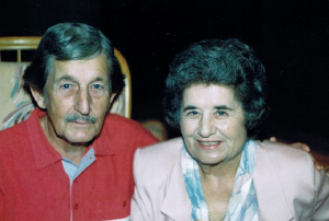 Lester and Jeanne Rentmeester